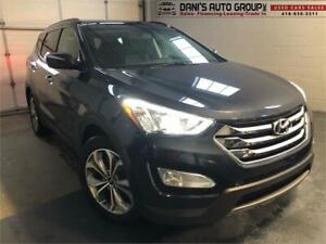 2015 Hyundai Santa Fe Sport Limited Navigation Leather PanoRoof