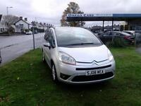 7 Seater Citroen C4 Picasso 1.6Hdi Grand Vtr Plus 5Dr Manual