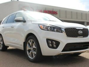 2018 Kia Sorento 3.3L SX, HEATED/COOLED SEATS, HEATED MID SEATS,