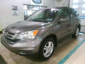 2011 Honda CRV EX-L Loaded, sunroof, Leather, and longetivity