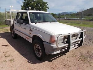 1995 Ford Courier XL (4x4) Mount Louisa Townsville City Preview