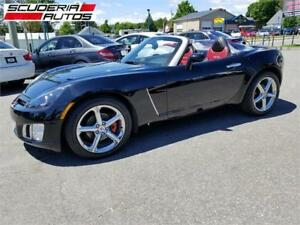 Saturn Sky Red Line 2008, Bas Km, Stage 2 350HP, Impeccable !