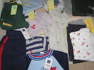 Boy's Assorted Clothing (Up to Size 7) (New)