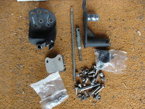 Harley softail 99 forward control parts