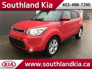 2016 Kia Soul EX+ **ONE OWNER, LOW KMS!!**