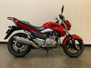 2013 Suzuki Inazuma 250 (GW250) Caringbah Sutherland Area Preview