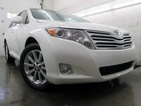2011 Toyota Venza BLANC AWD CUIR TOIT PANOR. MAGS 93,000KM
