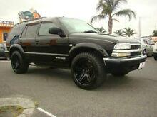 2001 Chevrolet Blazer LT Black 4 SPEED Automatic Wagon Heatherton Kingston Area Preview