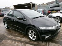 **FOR BREAKING** 2008 Honda Civic 1.8 petrol.