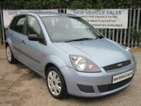 FORD FIESTA 1.6 STYLE AUTO 5DR 2006 (56) ONLY 90K / S/HISTORY / 1YRS MOT / 2 KEY