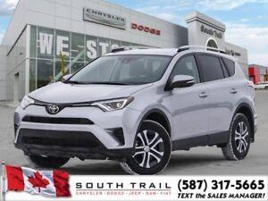2017 Toyota RAV4 HTD SEATS BT AWD $167 BW $0 DOWN