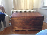 1940's Cedar-lined Hope Chest