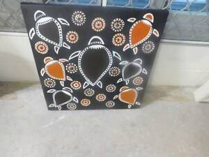 Original Aboriginal Art Bowen Whitsundays Area Preview