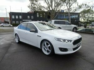 2016 Ford Falcon FG X XR6 Turbo Winter White 6 Speed Sports Automatic Sedan Nowra Nowra-Bomaderry Preview