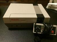 Original Nintendo Console and Choice of Game