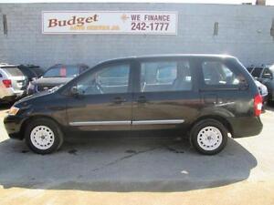 2000 Mazda MPV Wagon LX