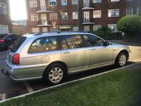 Rover 75 Tourer 1.8 SE, new head gasket & thermostat
