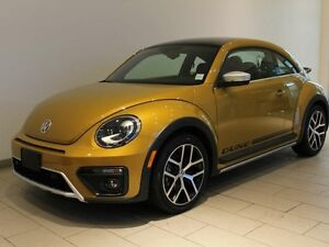 2016 Volkswagen THE BEETLE Dune 1.8T 6sp at w/ Tip