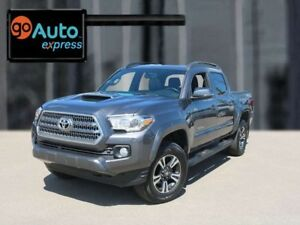2016 Toyota Tacoma TRD SPORT, 4WD, ACCIDENT FREE, ONE OWNER