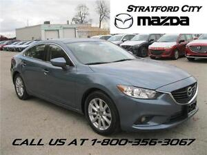 2014 Mazda Mazda6 GS LUXURY PACKAGE NAVIGATION! HEATED SEATS!