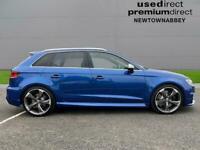 2015 Audi RS3 2.5 Tfsi Rs 3 Quattro 5Dr S Tronic Auto Hatchback Petrol Automatic