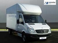 2012 Mercedes-Benz Sprinter 313 CDI LWB Diesel white Manual