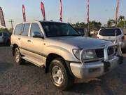2000 Toyota LandCrusier GXL 4x4 7 seater Durack Palmerston Area Preview