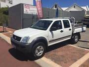 2005 HOLDEN RODEO RA LX 4X4 3.5LTR V6 DUAL-CAB ( GREAT COMBO ) Highgate Perth City Area Preview