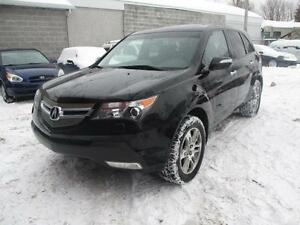2007 Acura MDX Groupe technologie