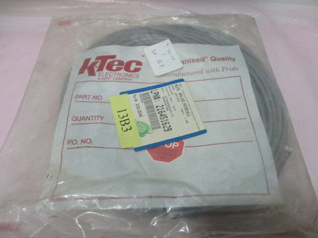 AMAT 0150-20345 Cable Assy, Dual EMO Interconnect, 418121