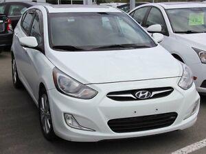 2012 Hyundai Accent GLS 4dr Hatchback