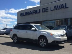 2011 Subaru Outback 2.5i Limited Awd ** Cuir et Toit ouvrant **