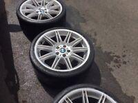 BMW E92 M3 wheels 19inch - Genuine