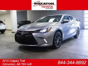 2015 Toyota Camry XSE, V6, Navigation, Leather Bolsters, Heated