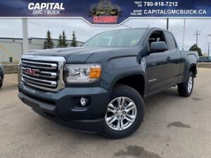 2019 GMC Canyon Extended Cab 4WD SLE