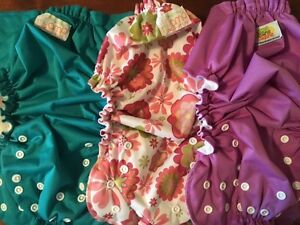 CLOTH DIAPER COVERS - AMP pocket diapers