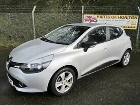 Renault Clio 0.9 Expression + Energy TCE 90 5DR (mercury silver) 2015
