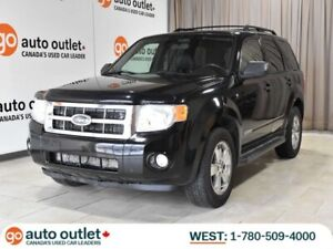2008 Ford Escape XLT 4WD; Leather, Heated Seats, Sunroof