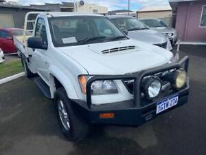 2009 Holden Colorado DX Manual Ute Mira Mar Albany Area Preview