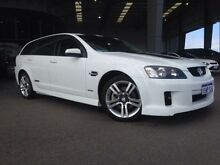 2009 Holden Commodore VE MY09.5 SS White 6 Speed Automatic Sportswagon Beckenham Gosnells Area Preview