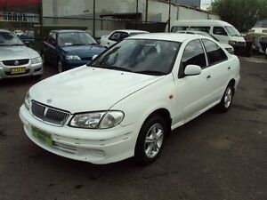 2000 Nissan Pulsar N16 TI White 4 Speed Automatic Sedan Punchbowl Canterbury Area Preview