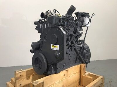 Komatsu Sa4d102 Remanufactured Diesel Engine Tag 1723