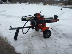 Husqvarna 27 ton wood splitter