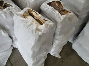 100 Lb Bags of Birch Firewood- 6 for $190 - Located in South Edm