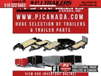 HUGE SELECTION OF TRAILERS & TRAILER PARTS!!! London Ontario Preview