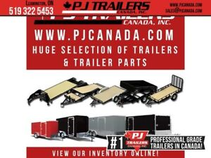 HUGE SELECTION OF TRAILERS & TRAILER PARTS!!!