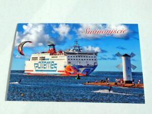 Mazovia (a) ex Gotland, Finnarrow - Polferries - Prom Ferry Ship Fährschiff - Poznan, Polska - Mazovia (a) ex Gotland, Finnarrow - Polferries - Prom Ferry Ship Fährschiff - Poznan, Polska
