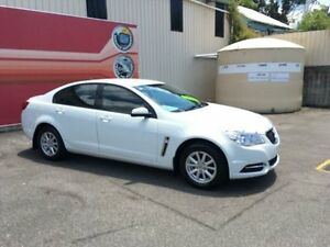 2013 Holden Commodore VF MY14 Evoke White Auto Sports Mode Sedan Gosford Gosford Area Preview