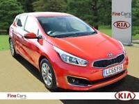 2016 KIA CEED 1.6 CRDi ISG 2 DCT Auto
