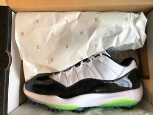 the best attitude 395ba b75f9 Nike Air Jordan 11 – Golf Shoe – BRAND NEW – SZ 10.5 - LIMITED